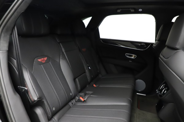 New 2021 Bentley Bentayga V8 for sale Sold at Bentley Greenwich in Greenwich CT 06830 24