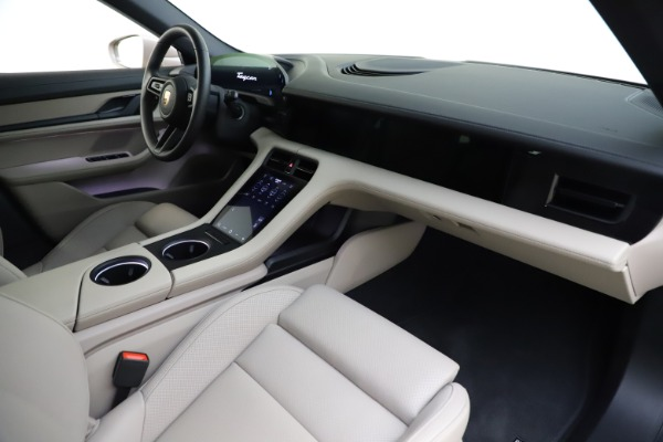 Used 2021 Porsche Taycan 4S for sale Sold at Bentley Greenwich in Greenwich CT 06830 20