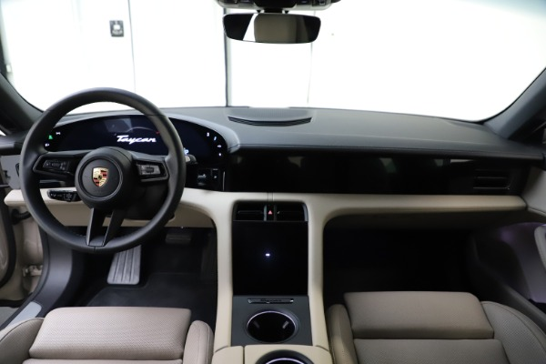 Used 2021 Porsche Taycan 4S for sale Sold at Bentley Greenwich in Greenwich CT 06830 23