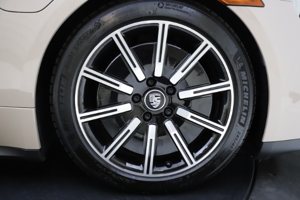 Used 2021 Porsche Taycan 4S for sale Sold at Bentley Greenwich in Greenwich CT 06830 25