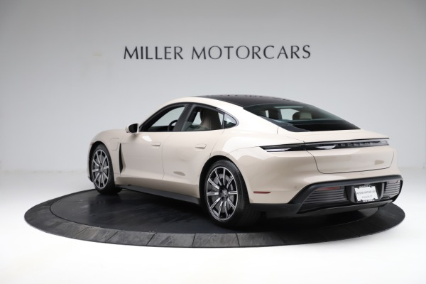 Used 2021 Porsche Taycan 4S for sale Sold at Bentley Greenwich in Greenwich CT 06830 6