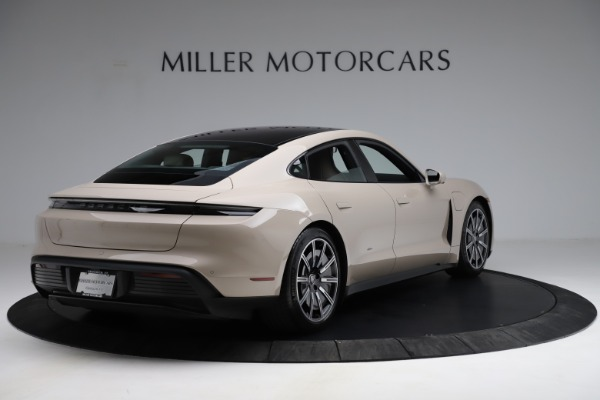 Used 2021 Porsche Taycan 4S for sale Sold at Bentley Greenwich in Greenwich CT 06830 8