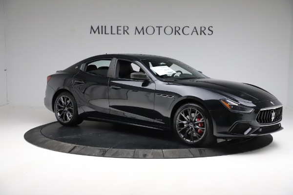 New 2021 Maserati Ghibli S Q4 GranSport for sale $100,635 at Bentley Greenwich in Greenwich CT 06830 12