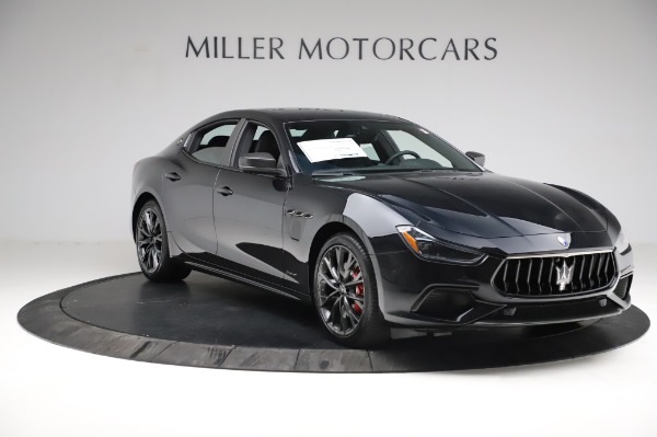 New 2021 Maserati Ghibli S Q4 GranSport for sale $100,635 at Bentley Greenwich in Greenwich CT 06830 13