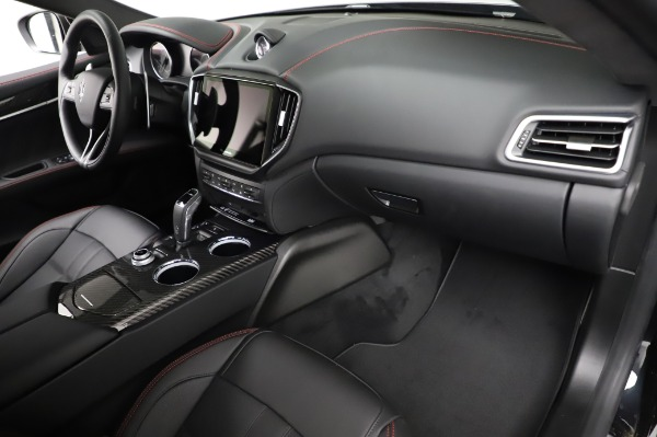 New 2021 Maserati Ghibli S Q4 GranSport for sale $100,635 at Bentley Greenwich in Greenwich CT 06830 24