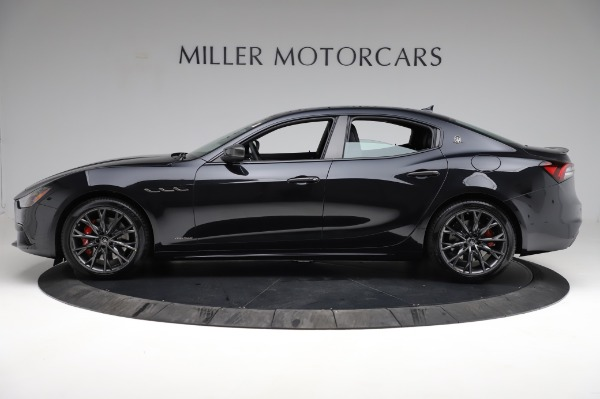 New 2021 Maserati Ghibli S Q4 GranSport for sale $100,635 at Bentley Greenwich in Greenwich CT 06830 4