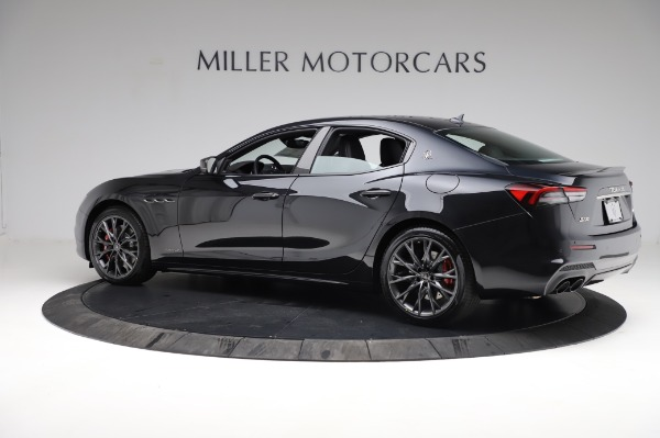 New 2021 Maserati Ghibli S Q4 GranSport for sale $100,635 at Bentley Greenwich in Greenwich CT 06830 5