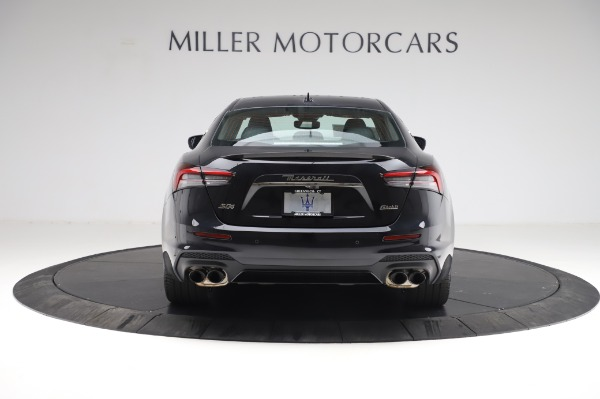 New 2021 Maserati Ghibli S Q4 GranSport for sale $100,635 at Bentley Greenwich in Greenwich CT 06830 7