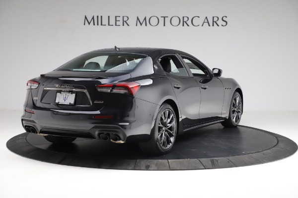 New 2021 Maserati Ghibli S Q4 GranSport for sale $100,635 at Bentley Greenwich in Greenwich CT 06830 8