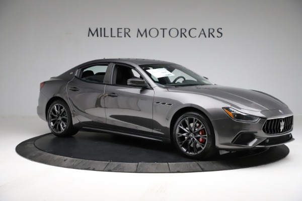 New 2021 Maserati Ghibli S Q4 GranSport for sale $100,635 at Bentley Greenwich in Greenwich CT 06830 10