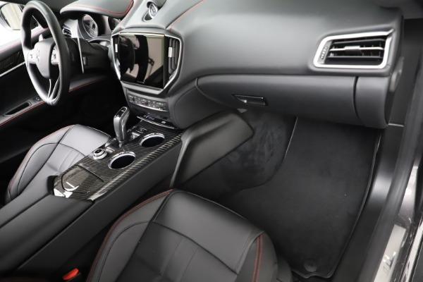 New 2021 Maserati Ghibli S Q4 GranSport for sale $100,635 at Bentley Greenwich in Greenwich CT 06830 22