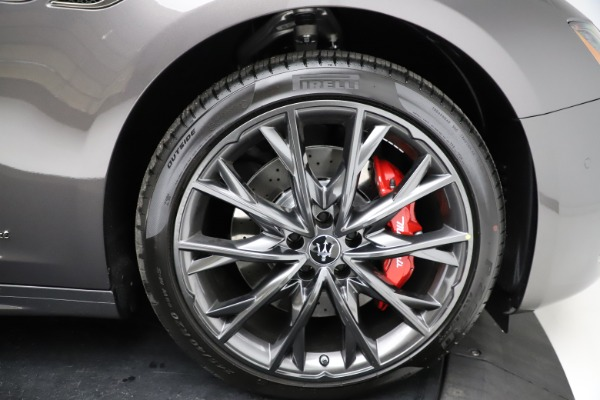 New 2021 Maserati Ghibli S Q4 GranSport for sale $100,635 at Bentley Greenwich in Greenwich CT 06830 28