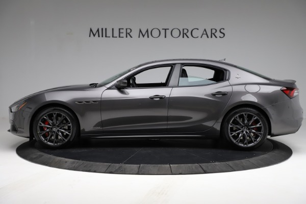 New 2021 Maserati Ghibli S Q4 GranSport for sale $100,635 at Bentley Greenwich in Greenwich CT 06830 3