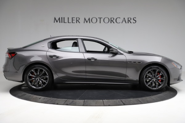 New 2021 Maserati Ghibli S Q4 GranSport for sale $100,635 at Bentley Greenwich in Greenwich CT 06830 9