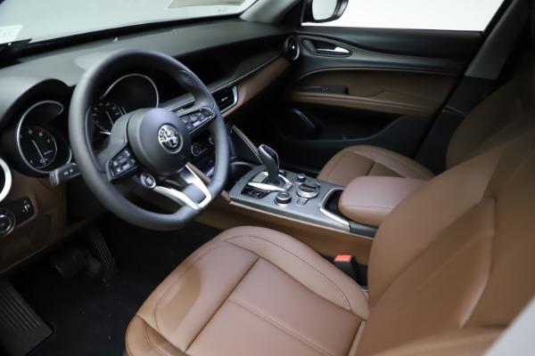 New 2021 Alfa Romeo Stelvio Ti Q4 for sale $53,650 at Bentley Greenwich in Greenwich CT 06830 13