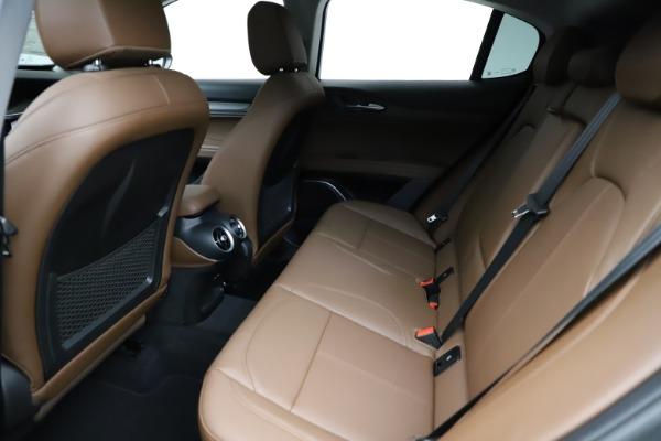 New 2021 Alfa Romeo Stelvio Ti Q4 for sale $53,650 at Bentley Greenwich in Greenwich CT 06830 18