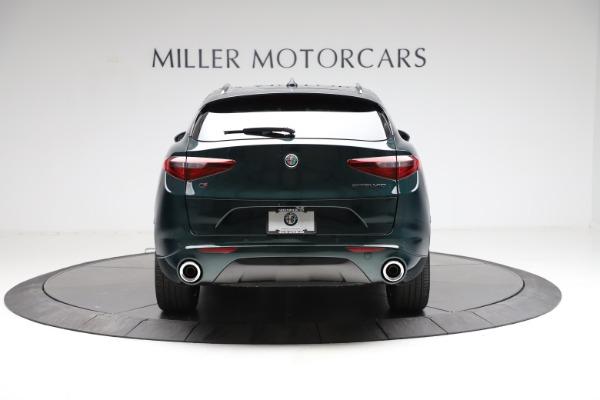 New 2021 Alfa Romeo Stelvio Ti Q4 for sale $53,650 at Bentley Greenwich in Greenwich CT 06830 6