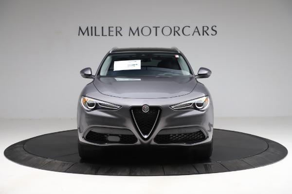 New 2021 Alfa Romeo Stelvio Q4 for sale $48,900 at Bentley Greenwich in Greenwich CT 06830 12