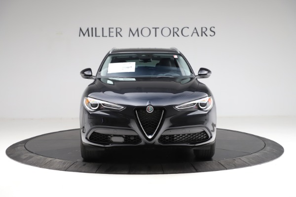 New 2021 Alfa Romeo Stelvio Q4 for sale $50,245 at Bentley Greenwich in Greenwich CT 06830 12