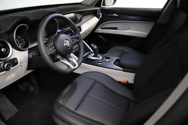 New 2021 Alfa Romeo Stelvio Q4 for sale $50,245 at Bentley Greenwich in Greenwich CT 06830 13