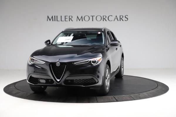New 2021 Alfa Romeo Stelvio Q4 for sale $50,245 at Bentley Greenwich in Greenwich CT 06830 1