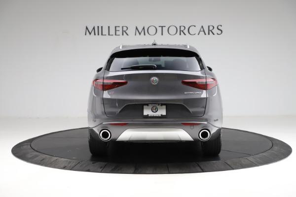 New 2021 Alfa Romeo Stelvio Ti Q4 for sale $55,500 at Bentley Greenwich in Greenwich CT 06830 7