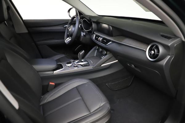 New 2021 Alfa Romeo Stelvio Ti Q4 for sale $53,500 at Bentley Greenwich in Greenwich CT 06830 24