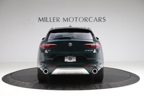 New 2021 Alfa Romeo Stelvio Ti Q4 for sale $53,500 at Bentley Greenwich in Greenwich CT 06830 6