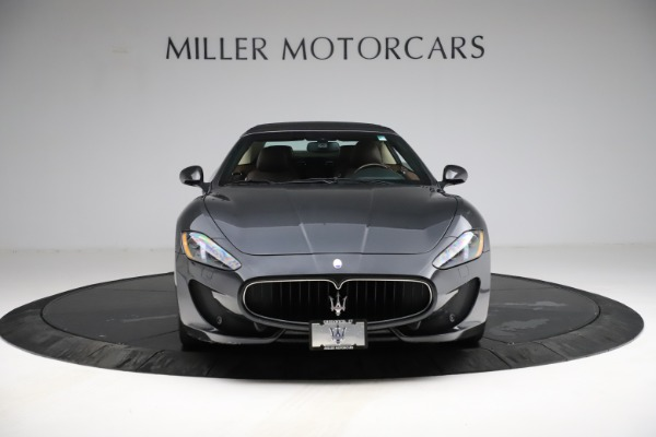 Used 2013 Maserati GranTurismo Sport for sale Sold at Bentley Greenwich in Greenwich CT 06830 13