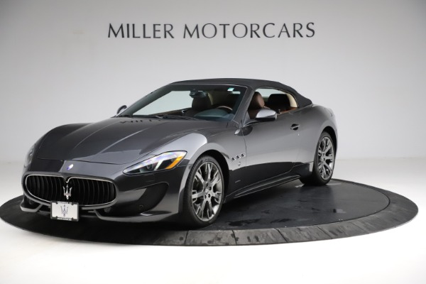 Used 2013 Maserati GranTurismo Sport for sale Sold at Bentley Greenwich in Greenwich CT 06830 2