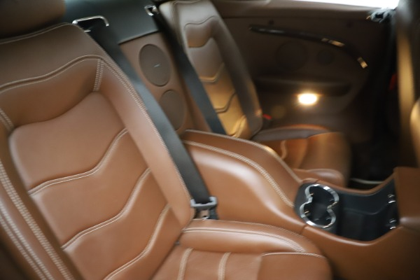 Used 2013 Maserati GranTurismo Sport for sale Sold at Bentley Greenwich in Greenwich CT 06830 20