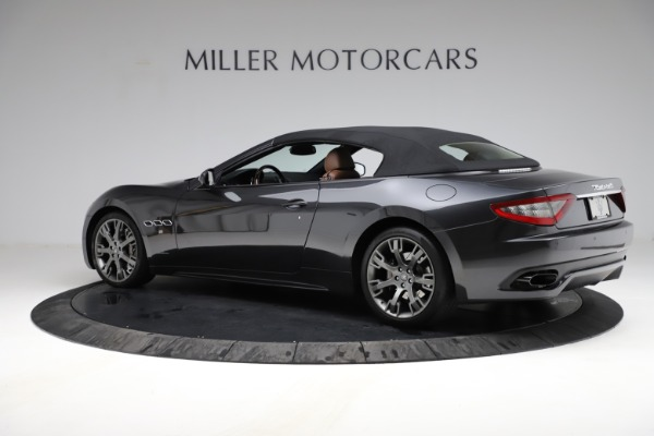 Used 2013 Maserati GranTurismo Sport for sale Sold at Bentley Greenwich in Greenwich CT 06830 4