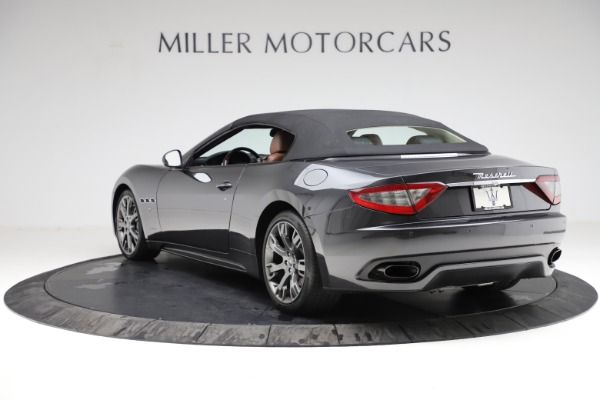 Used 2013 Maserati GranTurismo Sport for sale Sold at Bentley Greenwich in Greenwich CT 06830 5