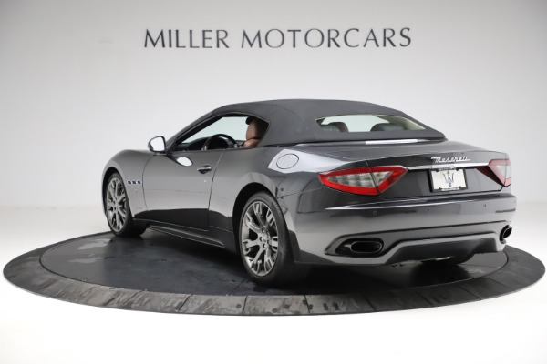 Used 2013 Maserati GranTurismo Sport for sale Sold at Bentley Greenwich in Greenwich CT 06830 6