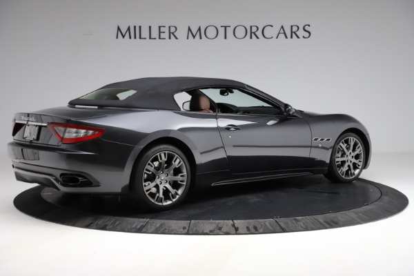 Used 2013 Maserati GranTurismo Sport for sale Sold at Bentley Greenwich in Greenwich CT 06830 9