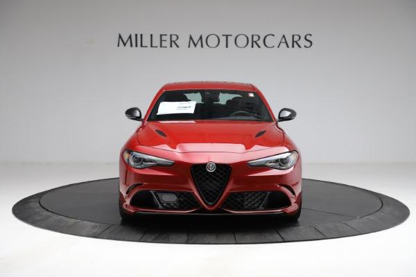 New 2021 Alfa Romeo Giulia Quadrifoglio for sale Sold at Bentley Greenwich in Greenwich CT 06830 10