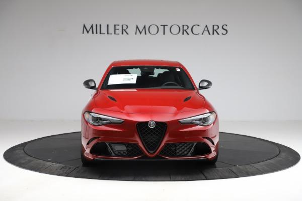 New 2021 Alfa Romeo Giulia Quadrifoglio for sale Sold at Bentley Greenwich in Greenwich CT 06830 11