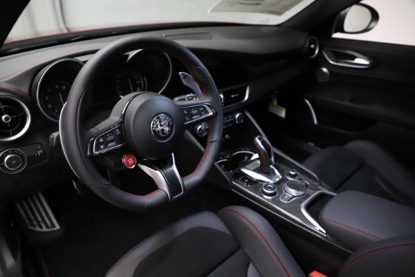 New 2021 Alfa Romeo Giulia Quadrifoglio for sale Sold at Bentley Greenwich in Greenwich CT 06830 12