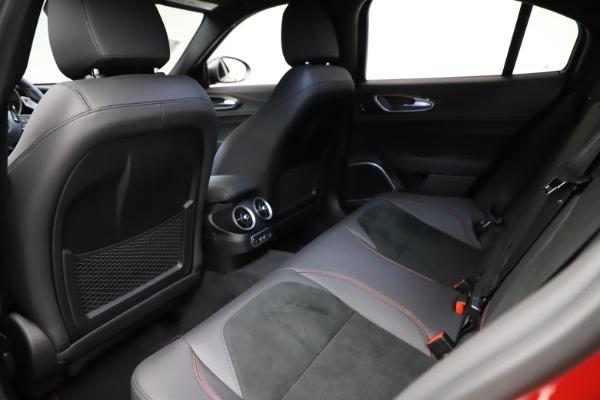 New 2021 Alfa Romeo Giulia Quadrifoglio for sale Sold at Bentley Greenwich in Greenwich CT 06830 17