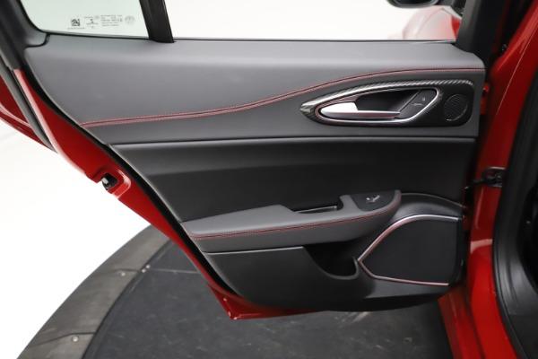 New 2021 Alfa Romeo Giulia Quadrifoglio for sale Sold at Bentley Greenwich in Greenwich CT 06830 20