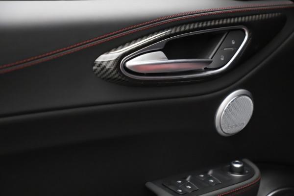 New 2021 Alfa Romeo Giulia Quadrifoglio for sale Sold at Bentley Greenwich in Greenwich CT 06830 27