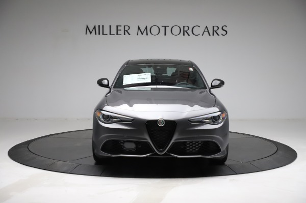 New 2021 Alfa Romeo Giulia Ti Sport for sale $54,050 at Bentley Greenwich in Greenwich CT 06830 11