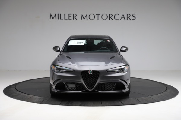 New 2021 Alfa Romeo Giulia Quadrifoglio for sale $83,200 at Bentley Greenwich in Greenwich CT 06830 11