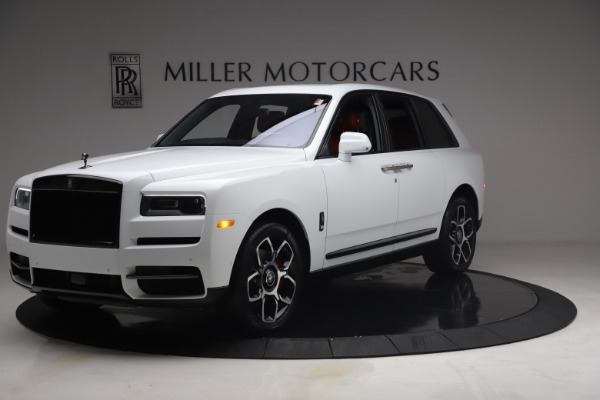 New 2021 Rolls-Royce Cullinan Black Badge for sale Call for price at Bentley Greenwich in Greenwich CT 06830 3