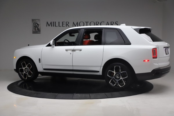 New 2021 Rolls-Royce Cullinan Black Badge for sale Call for price at Bentley Greenwich in Greenwich CT 06830 5