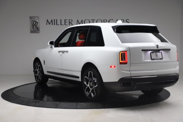New 2021 Rolls-Royce Cullinan Black Badge for sale Call for price at Bentley Greenwich in Greenwich CT 06830 6