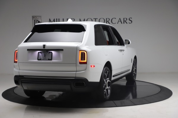 New 2021 Rolls-Royce Cullinan Black Badge for sale Call for price at Bentley Greenwich in Greenwich CT 06830 9