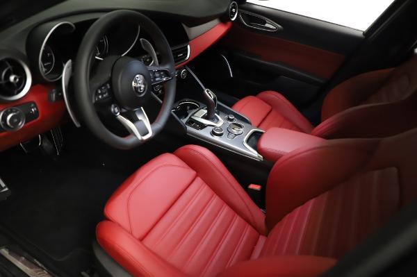 New 2021 Alfa Romeo Giulia Ti Sport for sale $54,050 at Bentley Greenwich in Greenwich CT 06830 12