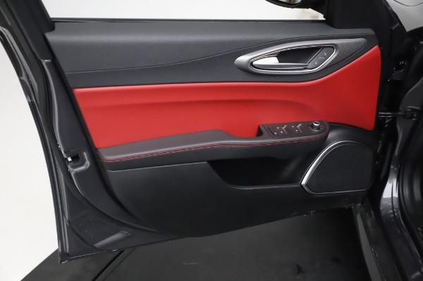 New 2021 Alfa Romeo Giulia Ti Sport for sale $54,050 at Bentley Greenwich in Greenwich CT 06830 16