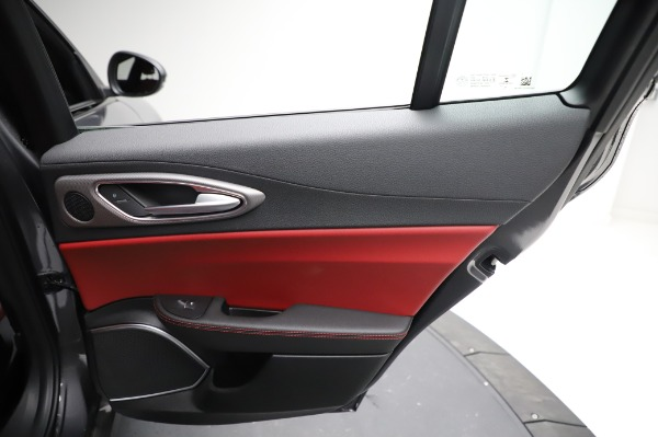 New 2021 Alfa Romeo Giulia Ti Sport for sale $54,050 at Bentley Greenwich in Greenwich CT 06830 25